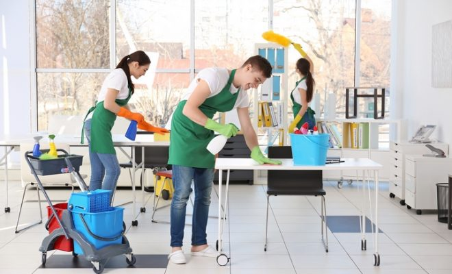 Office Cleaning Services in Fullerton CA